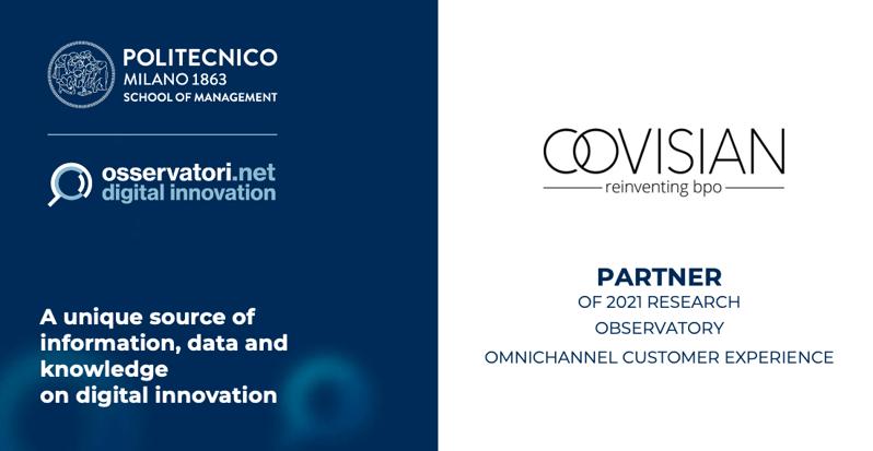 Covisian - Osservatorio OCX Politecnico di Milano